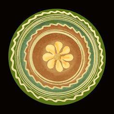 Plate, Radauti, 1910