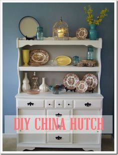 I just want a hutch..for a steal...that I can make my own!!
