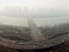 Air pollution in China – in pictures