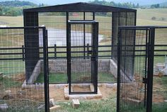These Aviaries Are From...