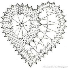 Heklet hjerte
