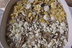 Überbackene Frikadellen Jägerart, ein tolles Rezept aus der Kategorie Pilze… Oatmeal, Breakfast, Food, Hamburger Patties, Mushrooms, Food Portions, Food Food, Cooking, The Oatmeal