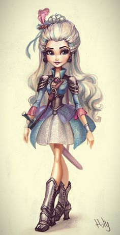 ever after high darling charming fan art - Pesquisa Google