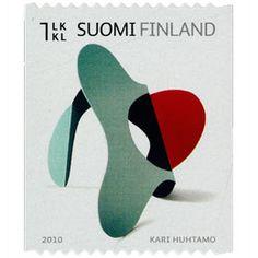 Finland, Stamps, Symbols, Letters, Art, Seals, Art Background, Kunst, Letter
