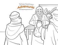 Balaam is offered money to curse the Israelites.