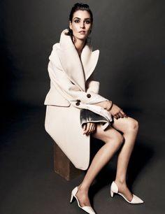 Manon Leloup by Jason Kibbler for Vogue Spain