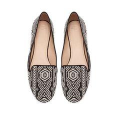 ETHNIC SLIPPER - Shoes - TRF - ZARA United States