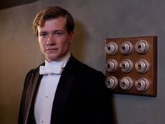 The Jane Austen Film Club: Downton Abbey Season 3 Episode 5 Downton Abbey Episodes, Downton Abbey Characters, Downton Abbey Season 3, Downton Abbey Series, Robert Crawley, Edith Crawley, Ed Speleers, Lady Sybil, Laura Carmichael