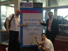 Summary of the digital signage expo, DSE 2015 for the digital signage software and hardware industry.