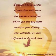 Someone who is worthy of your love You Must, Natural Health, Health And Beauty, Quote Of The Day, Motivational, Self, Spirituality, How Are You Feeling, Love