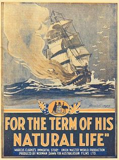 For the Term of His Natural Life (1927) Norman Dawn