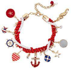 Armband - Sealife - Bijou Brigitte Online-Shop
