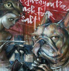 Le street-art de Herakut ! | HouHouHaHa