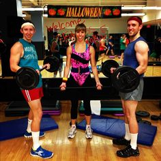 Friends of #FitYaf - Alex goes from group fitness participant to ROCKSTAR instructor! #bodypump #lesmills #strength