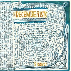 The decemberists - 5 songs