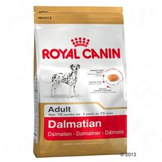 Animalerie  Royal Canin Breed Dalmatian Adult pour chien  2 x 12 kg