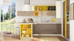 Noemi - Cucine Moderne - Cucine Lube | Kitchen | Pinterest ...