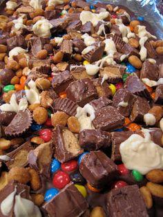 Recipe Rendezvous: Candy Bark