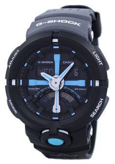 d0ce64eb89b Casio G-Shock Analog Digital 200M GA-500P-1A GA500P-1A Men s Watch