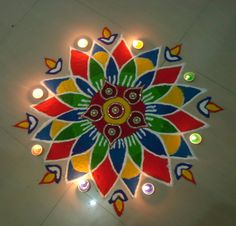 Diwali rangoli design                                                                                                                                                                                 More