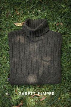 Barbour Classic: The Garett Jumper http://www.barbour.com/uk/all-collections/mens/knitwear/garett-roll-neck-jumper/p/MKN0780NY91L?breadcrumbs=