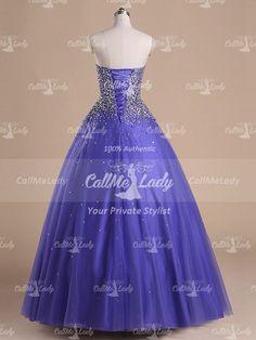 Regency beading ball gown prom dresses online - callmelady.com