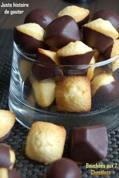 Comme beaucoup, je devais faire ces petites bouchées qui viennent tout droit de chez Cécile et ce fut une grande réussite!!!! Une très belle recette rapide et facile qui présente très bien et en plus très bonne quoi dire de plus si ce n'est... Merci Cécile... Desserts With Biscuits, Mini Desserts, Delicious Desserts, Yummy Food, Biscuit Cake, Biscuit Cookies, Cookie Recipes, Snack Recipes, Dessert Recipes