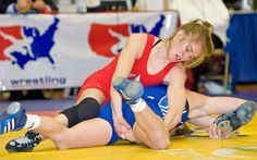 Wrestling is all about the family for Katherine Fulp-Allen