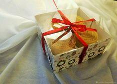 Новогодний набор свечей из вощины – купить в интернет-магазине на Ярмарке Мастеров с доставкой