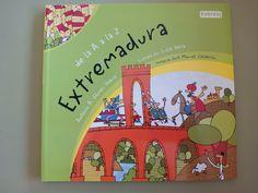 Descubriendo a través de las letras las maravillas de Extremadura que nos ha dejado la historia... Maravilloso!!