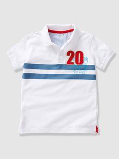 Polo shirt, Boy