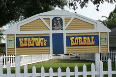 Keaton's Korral at Give Kids the World