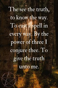 A great spell to do before divination. Witchcraft Spells For Beginners, Healing Spells, Magick Spells, Candle Spells, Candle Magic, Witchcraft Spell Books, Wiccan Spell Book, Wiccan Witch, Truth Spell