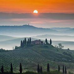 Walking tours Tuscany