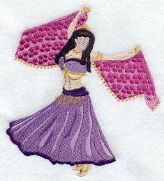 Soraya the Belly Dancer