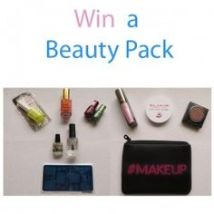 Win a Beauty Pack ^_^ http://www.pintalabios.info/en/fashion-giveaways/view/en/3459 #International #MakeUp #bbloggers #Giweaway