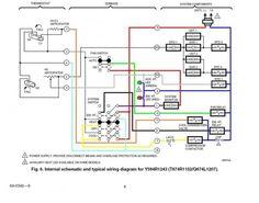 trane heat pump wiring diagram heat pump compressor fan