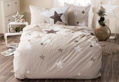 Night Fashion, Renforcé-Bettwäsche, »Stellaris« im Online Shop von Ackermann Versand #weihnachten #living Shops, Comforters, Blanket, Bed, Decoration, Christmas, Creature Comforts, Decor, Tents