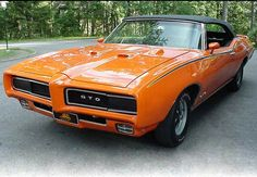 1969 GTO