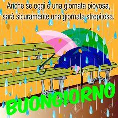 Buongiorno Day For Night, Good Night, Good Morning, Album, Good Morning Quotes, Weather, Rain, Bonjour, Humor