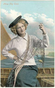 "Miss Lily Elsie | Miss Lily Elsie Original postcard: ""Valentine's Series Bassano Ltd., Photo"". Lily Elsie, English Actresses, Edwardian Era, Great Love, Pin Up, Singer, The Originals, Painting, Female Celebrities"