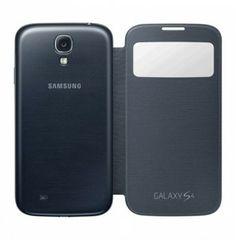 Samsung İ9500 Galaxy S4 EF-CI950BBEGWW Kapaklı Kılıf