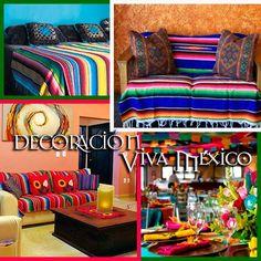 interieur decoration mexicaine 9 soir e mexicaine pinterest decoration d coration. Black Bedroom Furniture Sets. Home Design Ideas