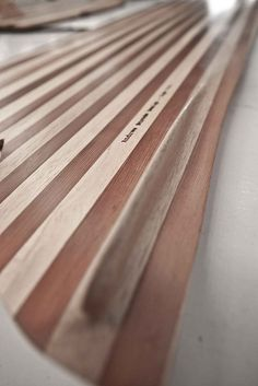 Wawa wooden Alaia surfboard #wood #handmade #surfboard #southafrica #alaia #surfing #handcraft