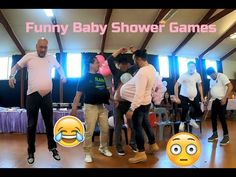 Fun Baby Shower Games, Shower Inspiration, Funny Babies, Babyshower, Bb, Wedding Planning, How To Plan, Youtube, Simple Gender Reveal
