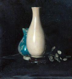 William Nicholson, The Chinese Vase