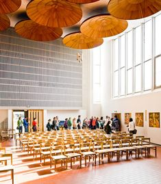 Stephanuskirche / Alvar Aalto