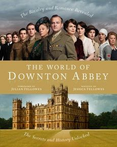The official companion to series 1 and 2.  Downton Abbey portrays a world of elegance and decadence, a world of duty and obedience and a world of romance and rivalry: this companion book, full of rich historical detail, takes fans deeper into that period than ever before.  Step inside one of the most beautiful houses in Britain, past Carson the butler at the front door and into the grand hallway. Catch a glimpse of the family having drinks in the drawing room before dinner, dressed in their…