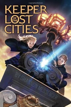 Keeper of the Lost Cities by Shannon Messenger http://smile.amazon.com/dp/1442445947/ref=cm_sw_r_pi_dp_bEOqxb1KG6X2Z
