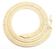Gold 14mm 30 Inch Herringbone Chain Necklace JOTW. $16.95. 100% Satisfaction Guaranteed!. Great Quality Jewelry!
